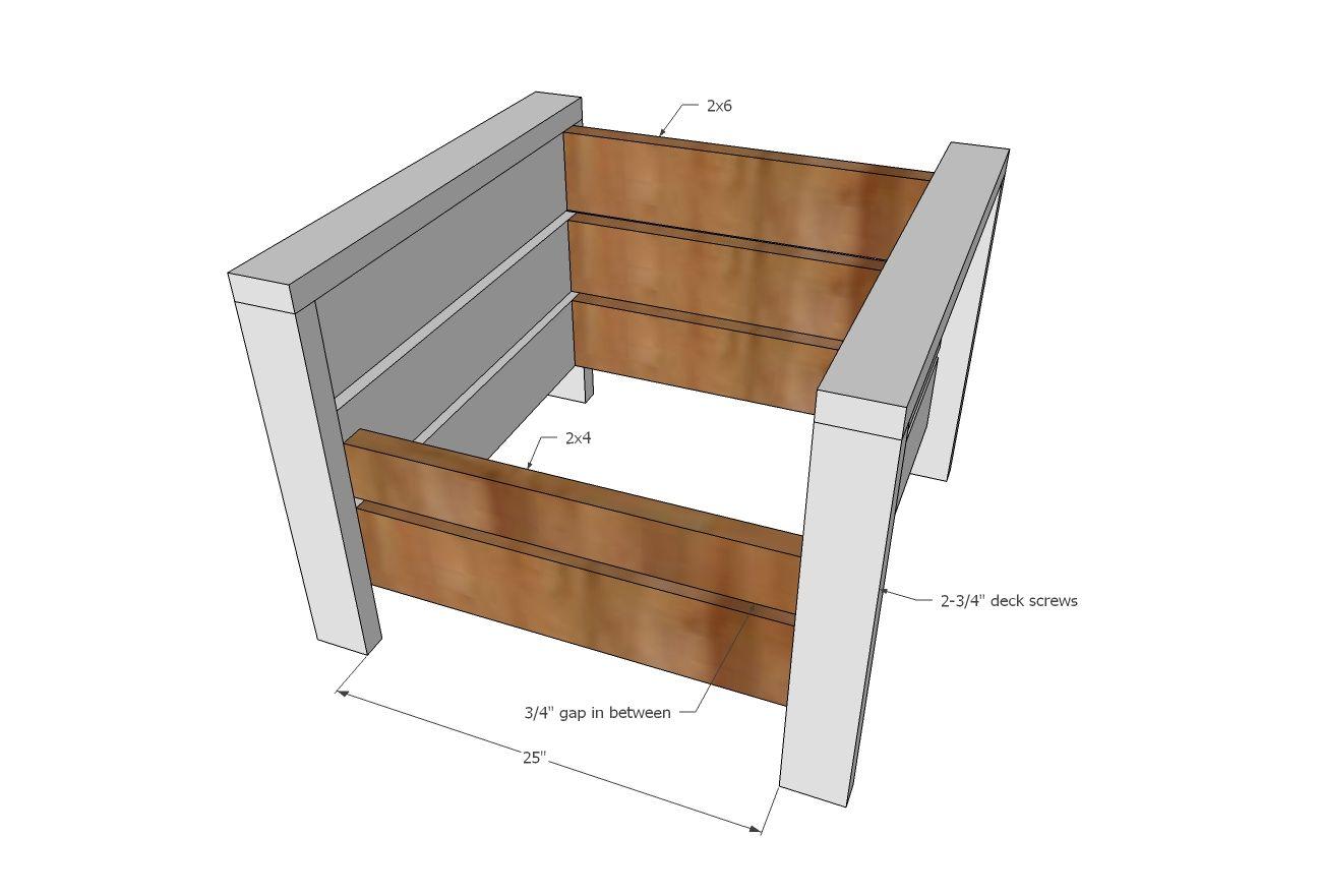 Sofa Diagram 2x4 - House Wiring Diagram Symbols •
