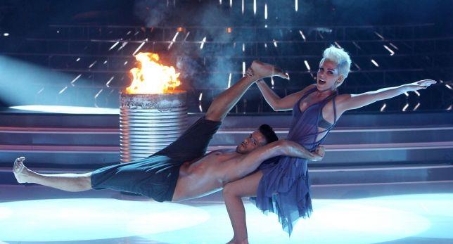 Spain Edurne Will Bring Dancer Giuseppe Di Bella To Vienna Beautiful Songs Eurovision Song Contest Spain