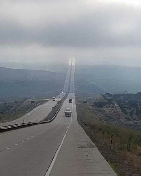дорога в небо,Вайоминг США   Фотографии, Красивые места ...