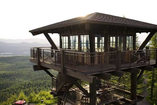 10 Amazing Lookout Towers Converted Into Homes Ideas