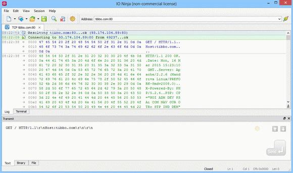 IO Ninja crack install - easily monitor and analyze arbitrary i/o