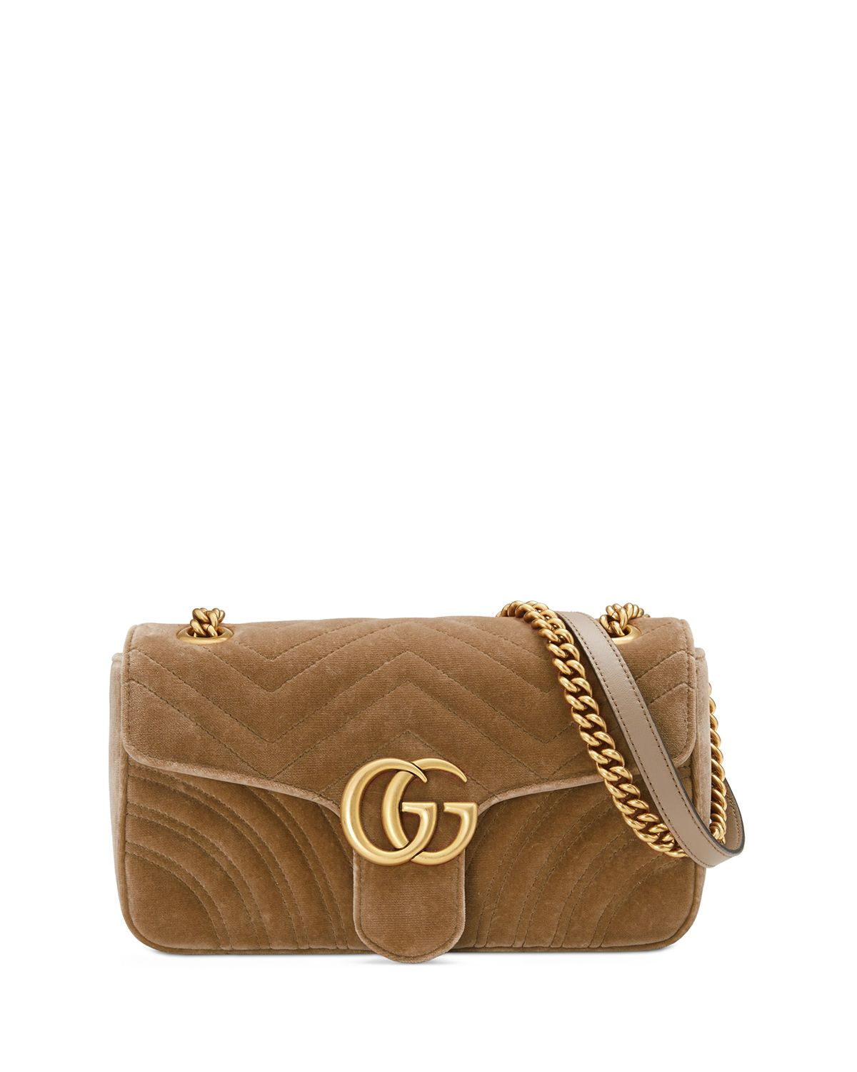 250f39039104 GG Marmont Small Quilted Velvet Crossbody Bag | Wish List - Jewels ...