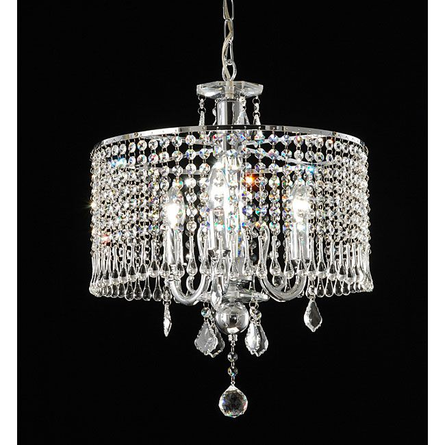 Harrison Lane Modern 6 Light Crystal Chandelier | Home Style: Accessories |  Pinterest | Chandeliers, Modern And Lights
