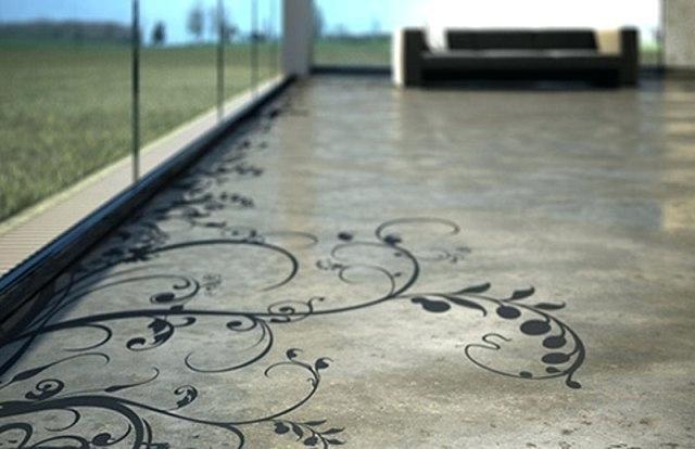 Outdoor Concrete Paint Ideas Concrete Floor Paint Colors Epoxy Flooring Color Flakes Outdoor Concrete Painted Floors Painting Concrete Painted Concrete Floors