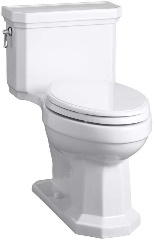 Kohler Kathryn Comfort Height Elongated One Piece 1 28 Gpf Toilet