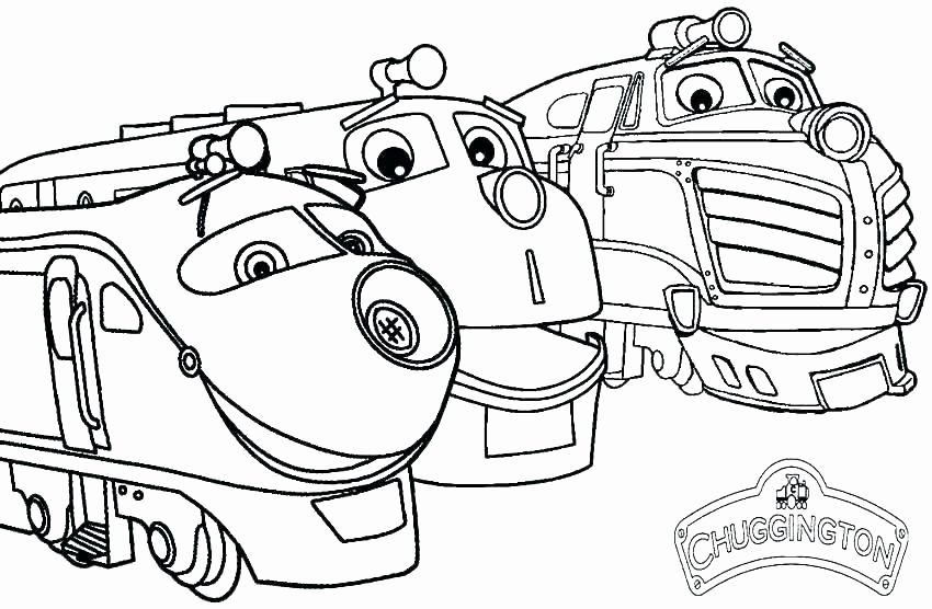Collection Of Train Coloring Pages In 2020 With Images