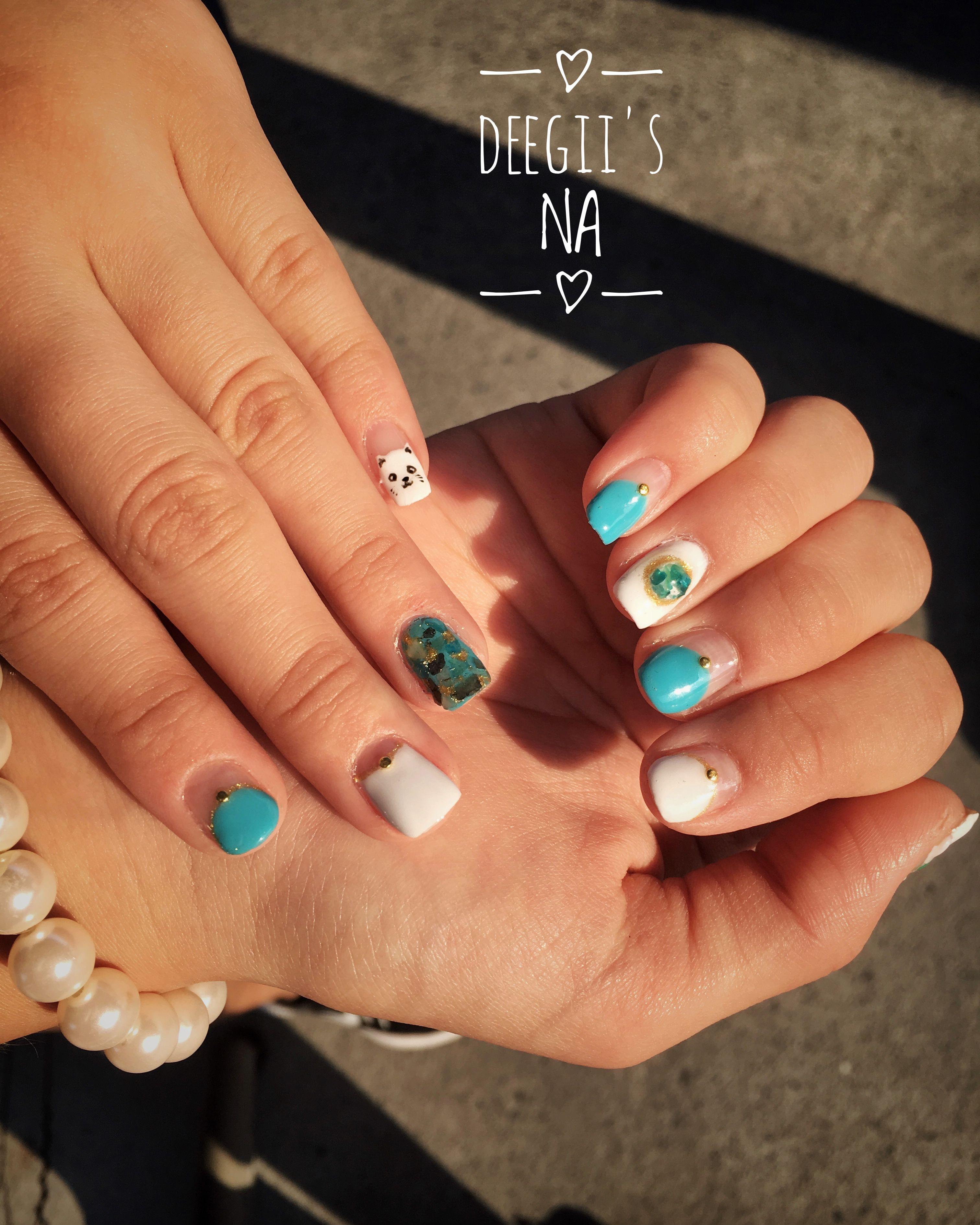 Japanese nail art. | Deegii\'s Nail Art | Pinterest | Japanese nail art