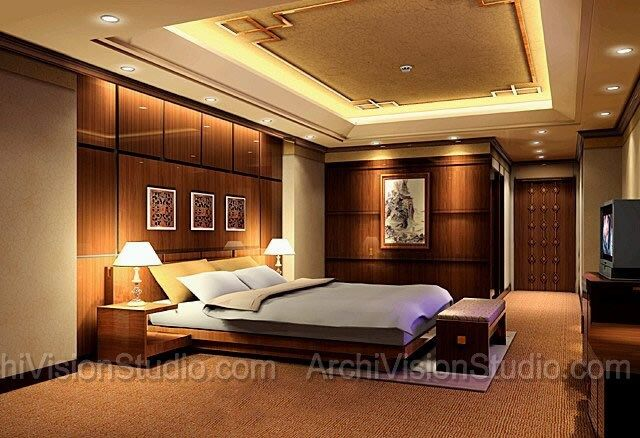 Hotel Room Interior Design | hotel room and presidential suite ...