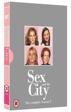 Sex and the city tv dvd