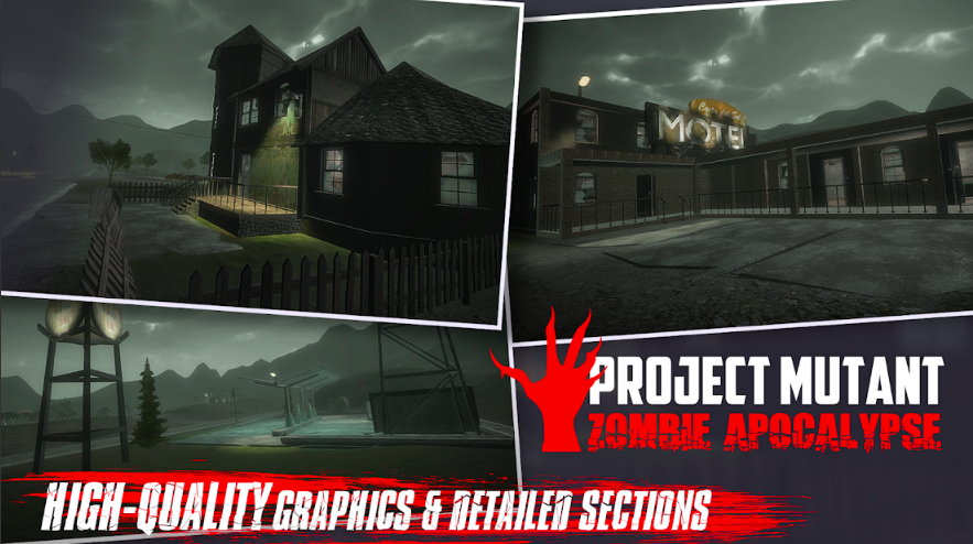 Project Mutant Zombie Apocalypse 1 4 5 Mod Apk Free For