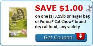 27 50 In New Pet Food Coupons Purina Cat Chow Bella Fancy