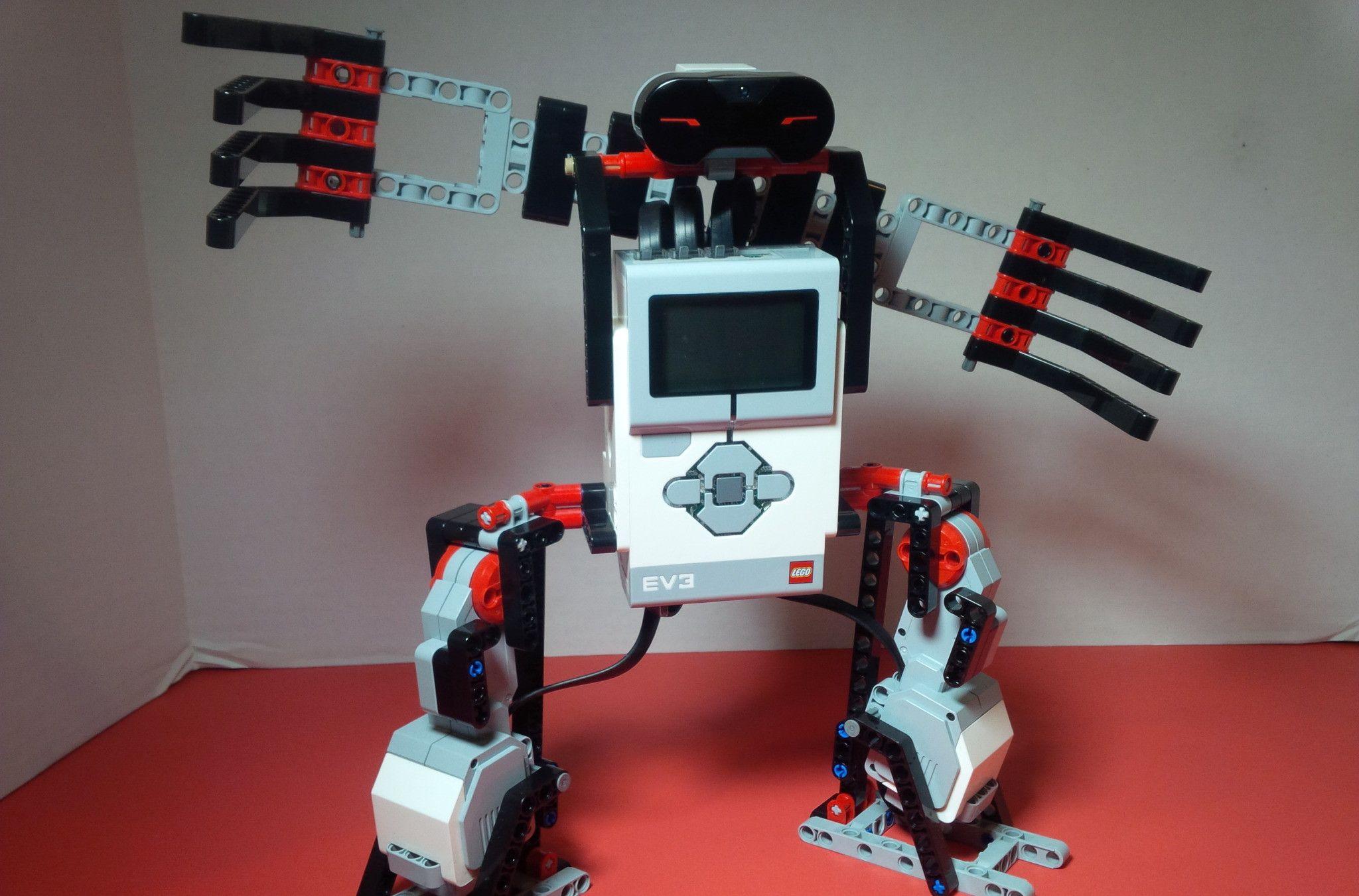 Lego Mindstorms Basketball Robot | Lego Mindstorms EV3