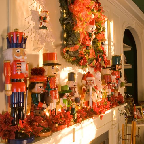 Image Result For Christmas Nutcrackers Orange