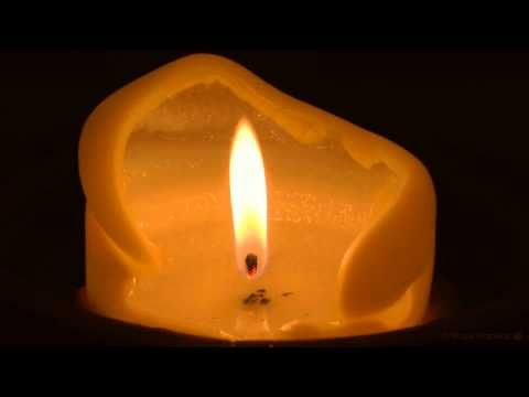 Virtual Candle Close Up Candle With Soft Crackling Fire Sounds Full Hd Virtual Candle Crackle Candles Candles