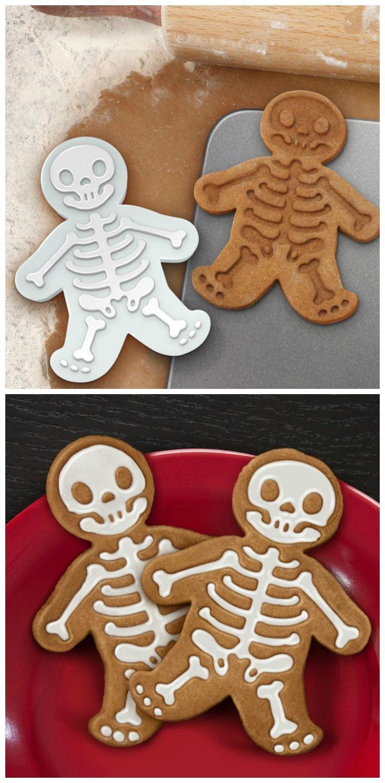 Fred and Friends Gingerdead Men Cookie Cutter. halloween