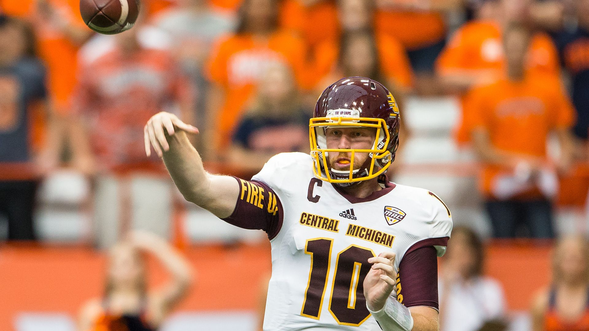 Central Michigan at Western Michigan (With images) Ufc