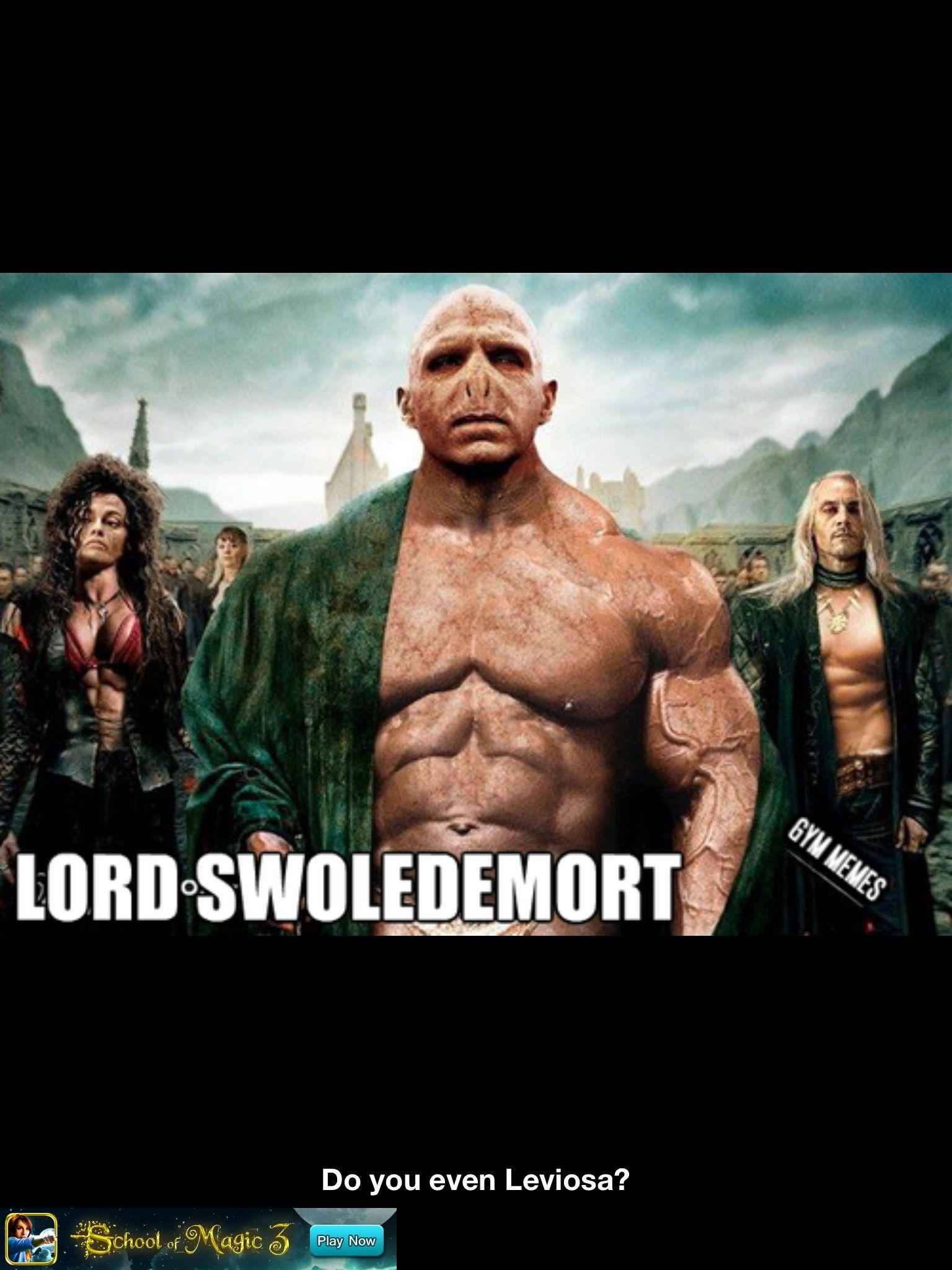 Bro Do You Even Leviosa Gym Memes Gym Memes Funny Bodybuilding Memes