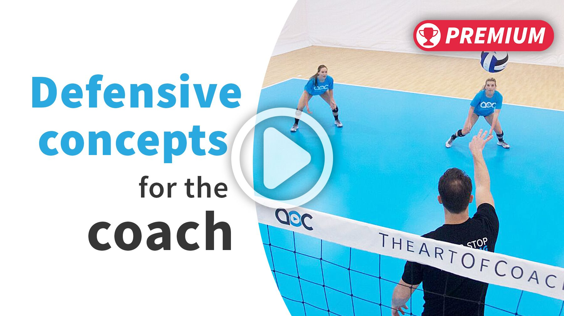 Defensive Concepts For The Coach With Images Coaching Volleyball Coach Coaching