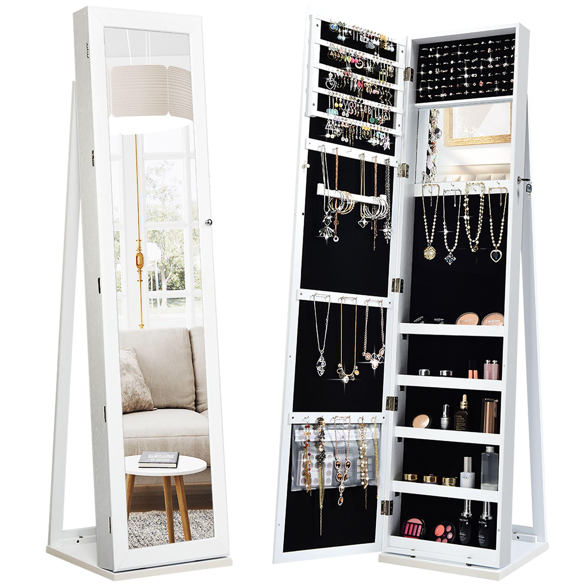 19++ Walmart full length mirror with jewelry storage ideas in 2021