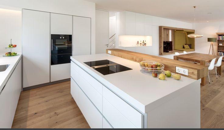 Berschneider + Berschneider, Architekten BDA + Innenarchitekten, Neumarkt: Neuba …   – Moods Küche
