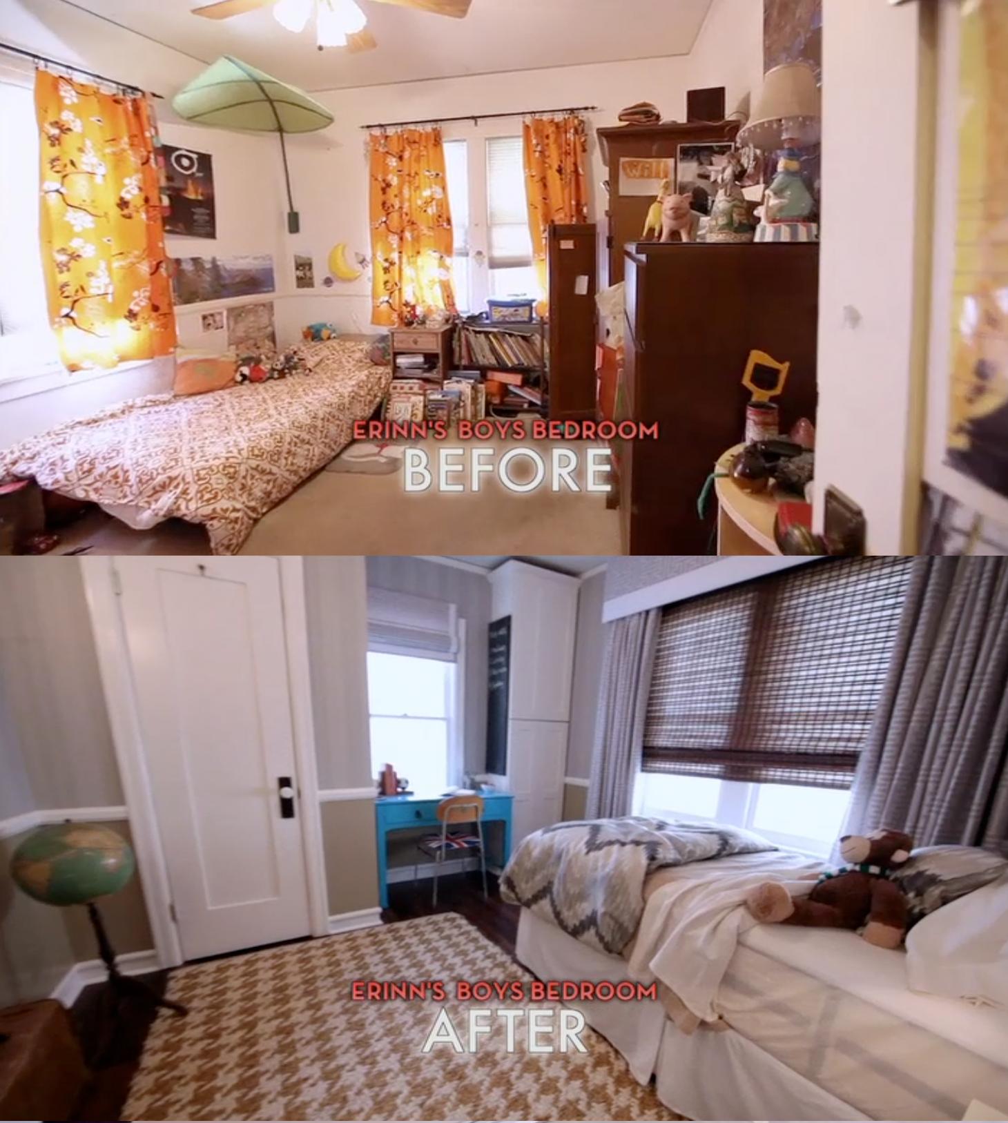 #Dreambuilders Designer Erinn's Re-designed #bedroom