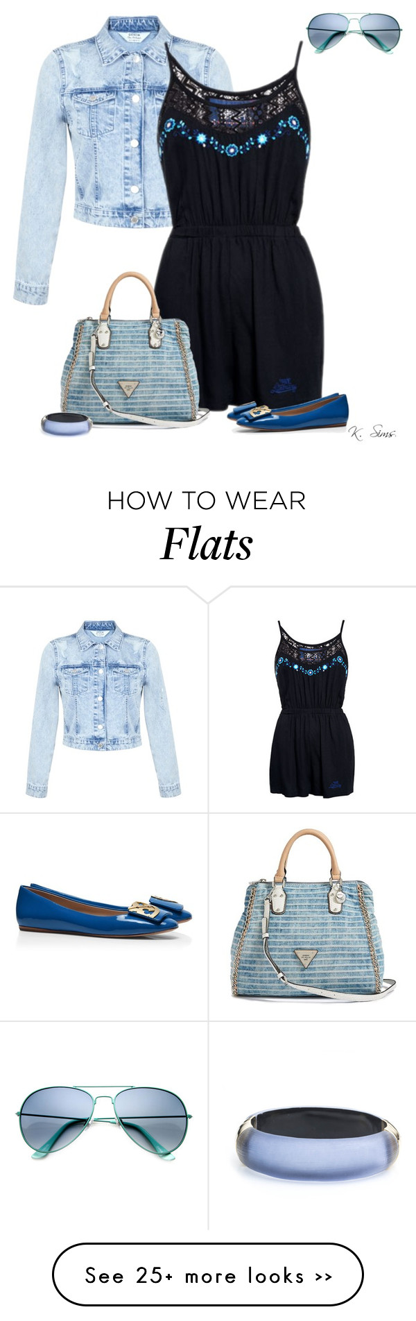 """Untitled #6084"" by ksims-1 on Polyvore"