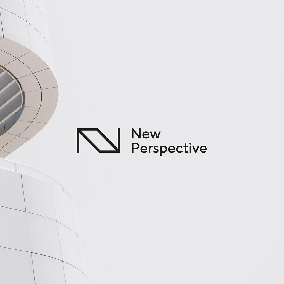 New Perspective Logo For An Architecture Studio Featured On World Brand Design Society Logodesign In 2021 Architecture Logo Brand Strategy Design Architect Logo
