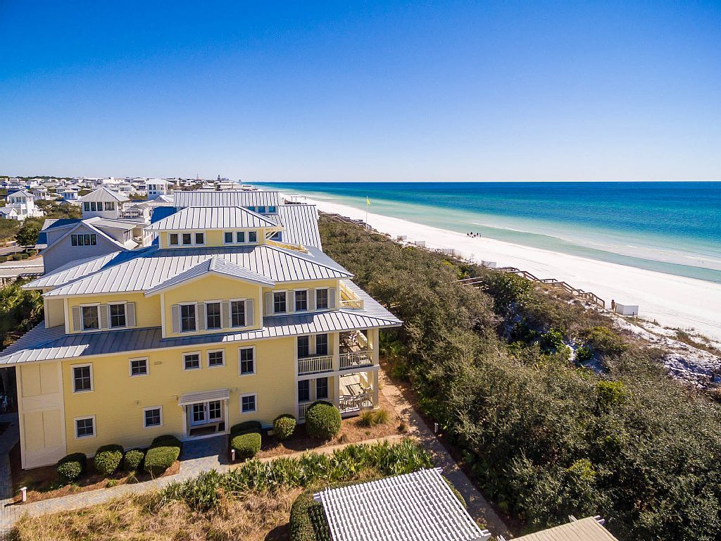 Condo Vacation Rental In Gulf District Seaside Fl Usa From