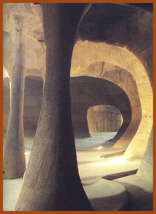 Husain Doshi Gufa Ahmedabad Inspirations