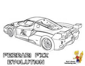 La Ferrari Coloring Pages Ferrari Coloring Pages La Ferrari