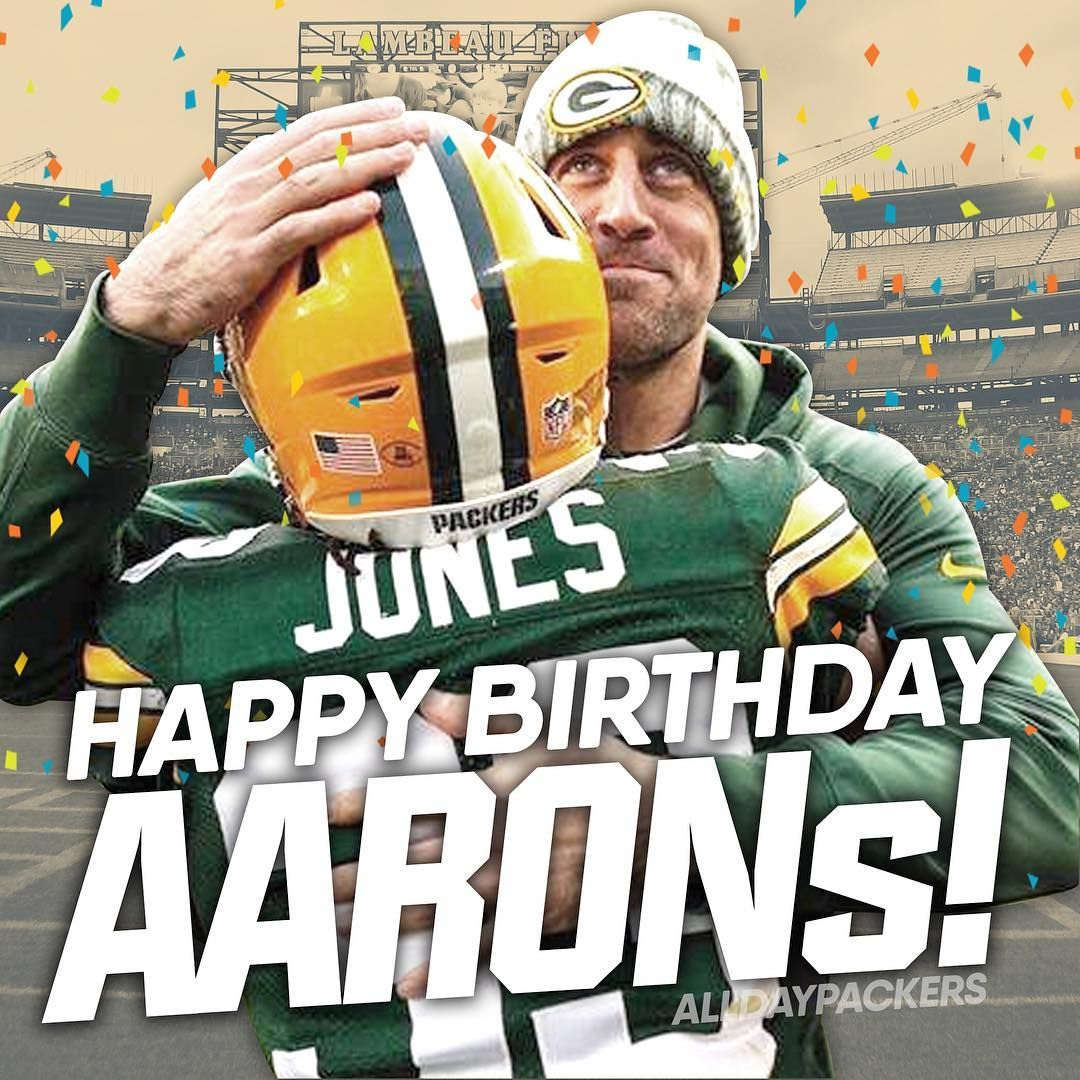 Happy Birthday To The Packers Backfield Aaronrodgers12 Showtyme 33 Green Bay Packers Packers Green Bay