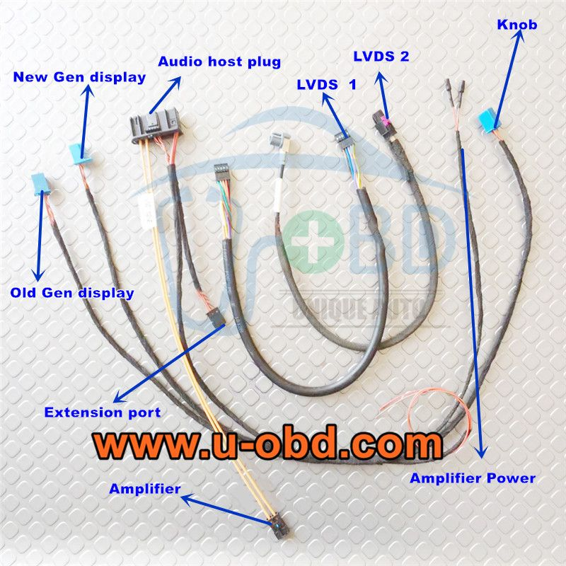 W Amp Wiring Diagram on