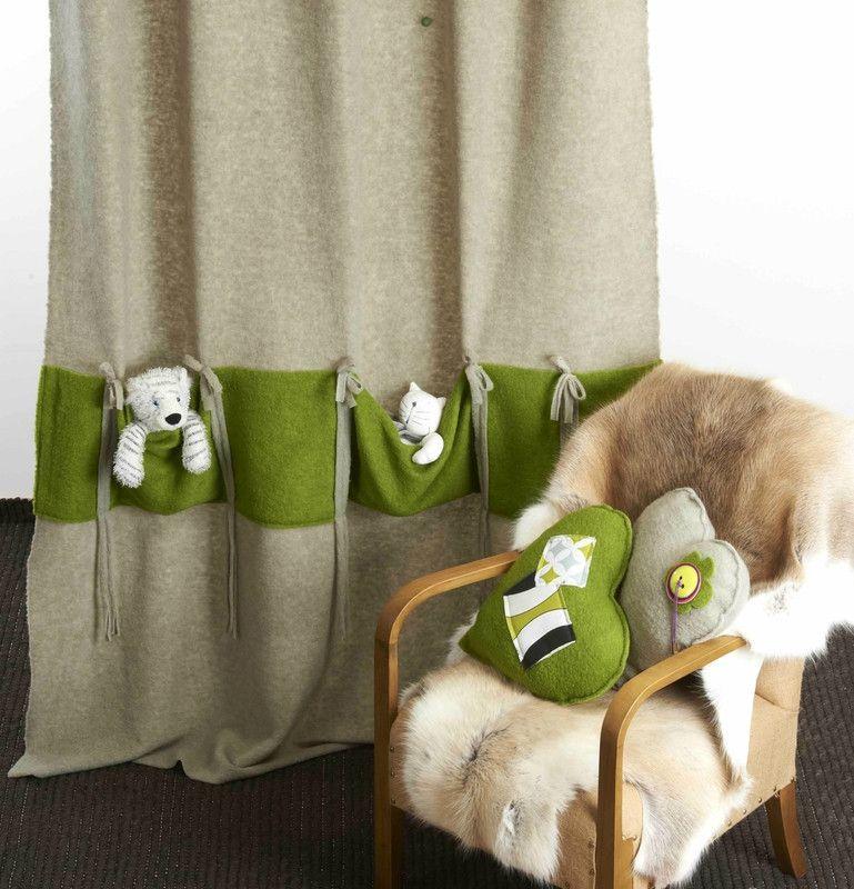 10 façons de customiser les rideaux d\u0027une chambre d\u0027enfant
