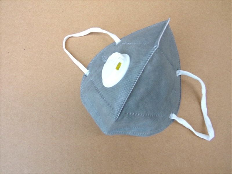 Fire Respirators Fire Protection Anti-dust Respirator Mask Filter Industrial Paint Spraying Protective Facepiece