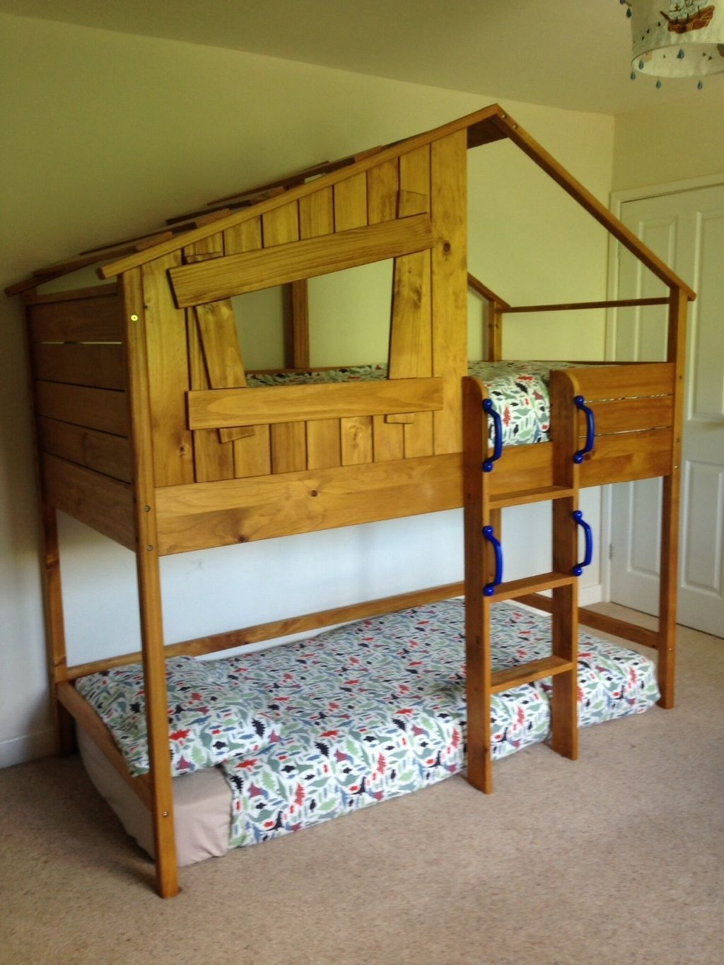 Details About Next Childrens Treehouse Bed Den Home