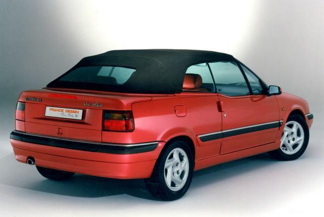 citro n zx cabriolet vent d 39 ouest par heuliez 1994 citro n. Black Bedroom Furniture Sets. Home Design Ideas
