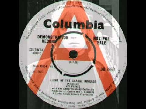 Light Of The Charge Brigade ~ Viv Prince (Ex Pretty Things)  1966
