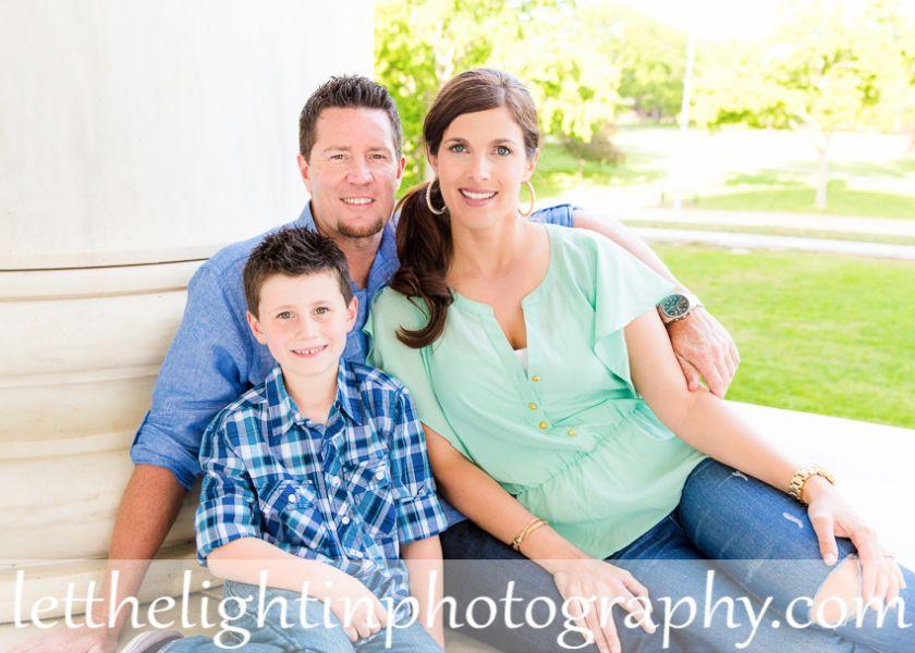 Family portrait ideas in washington dc