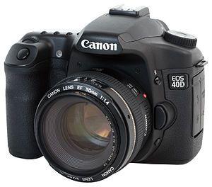 Canon Eos 40d Wikipedia The Free Encyclopedia Canon Canon Eos Eos