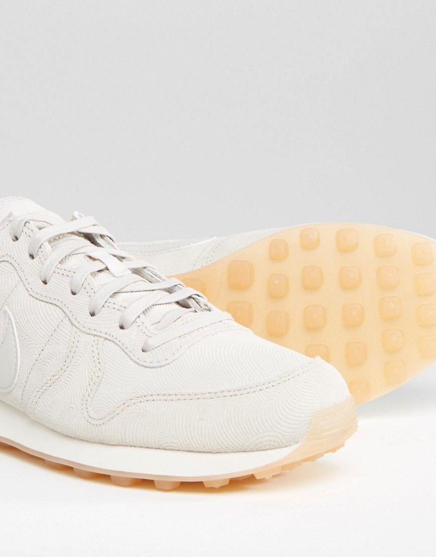 Image 3 - Nike - Internationalist - Baskets de qualité supérieure - Blanc  et doré d9ce25c72fe3