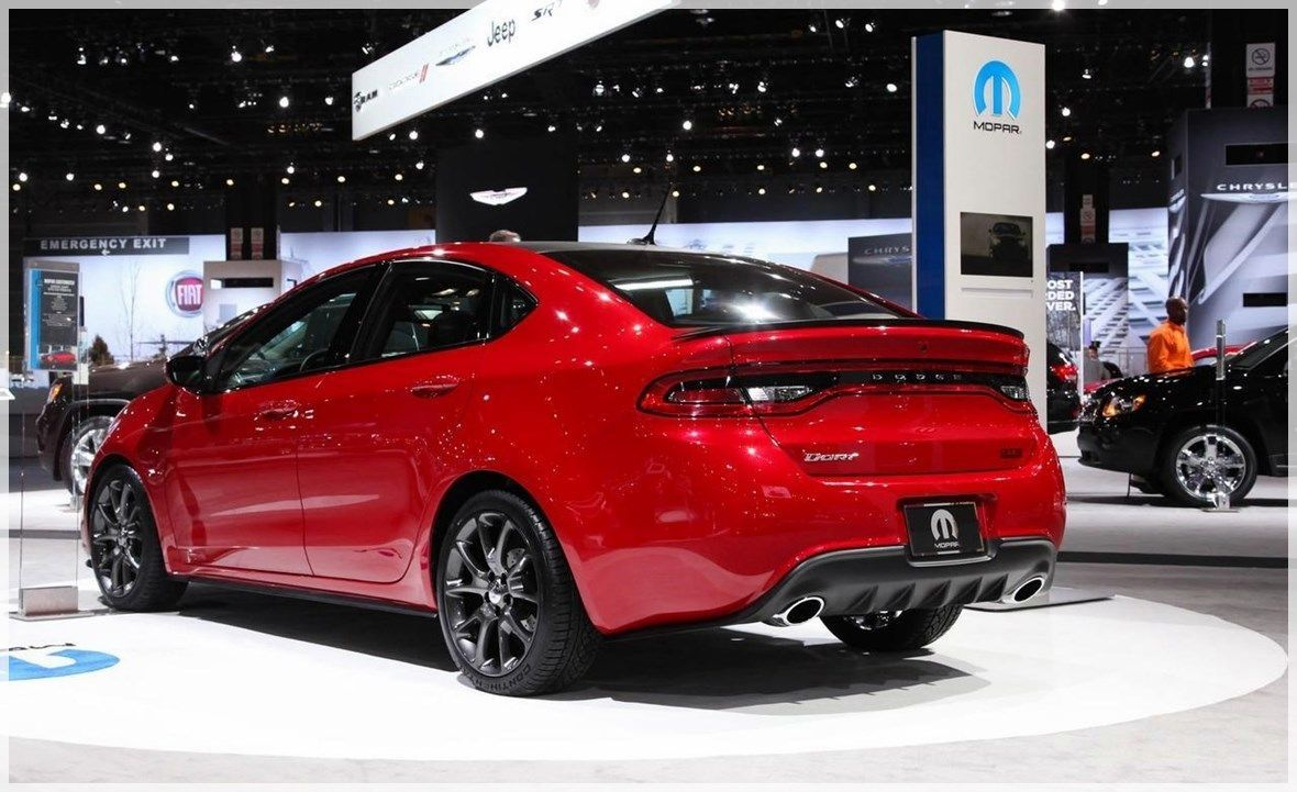 2020 Dodge Dart SRT Picture