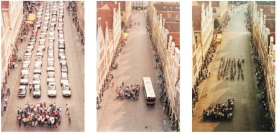 How Much Street Space It Takes To Move The Same Amount Of People