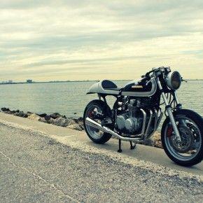 Honda CB550-FZR600 HYBRID