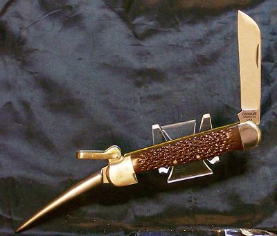 Camillus 697 Spike Marlin Knife Usa Made Sailors Knives