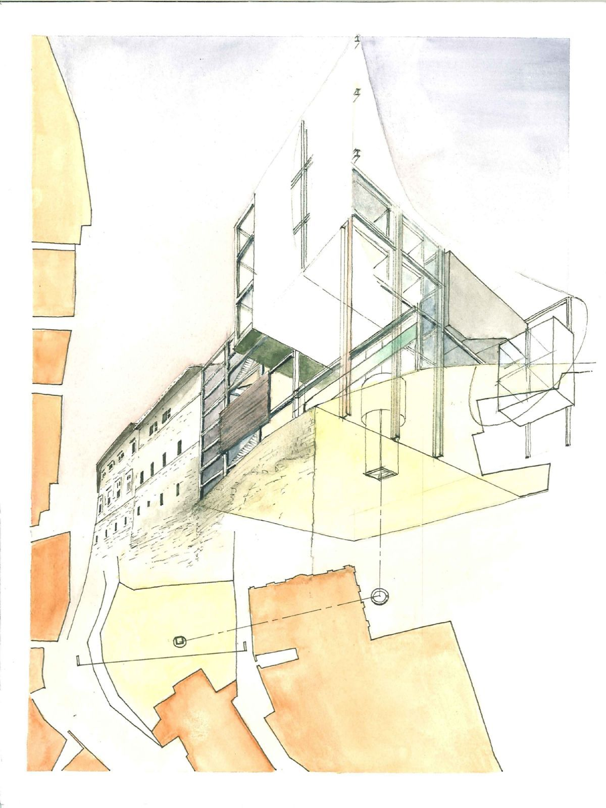 KRob Architectural Delineation, Architectural Drawing