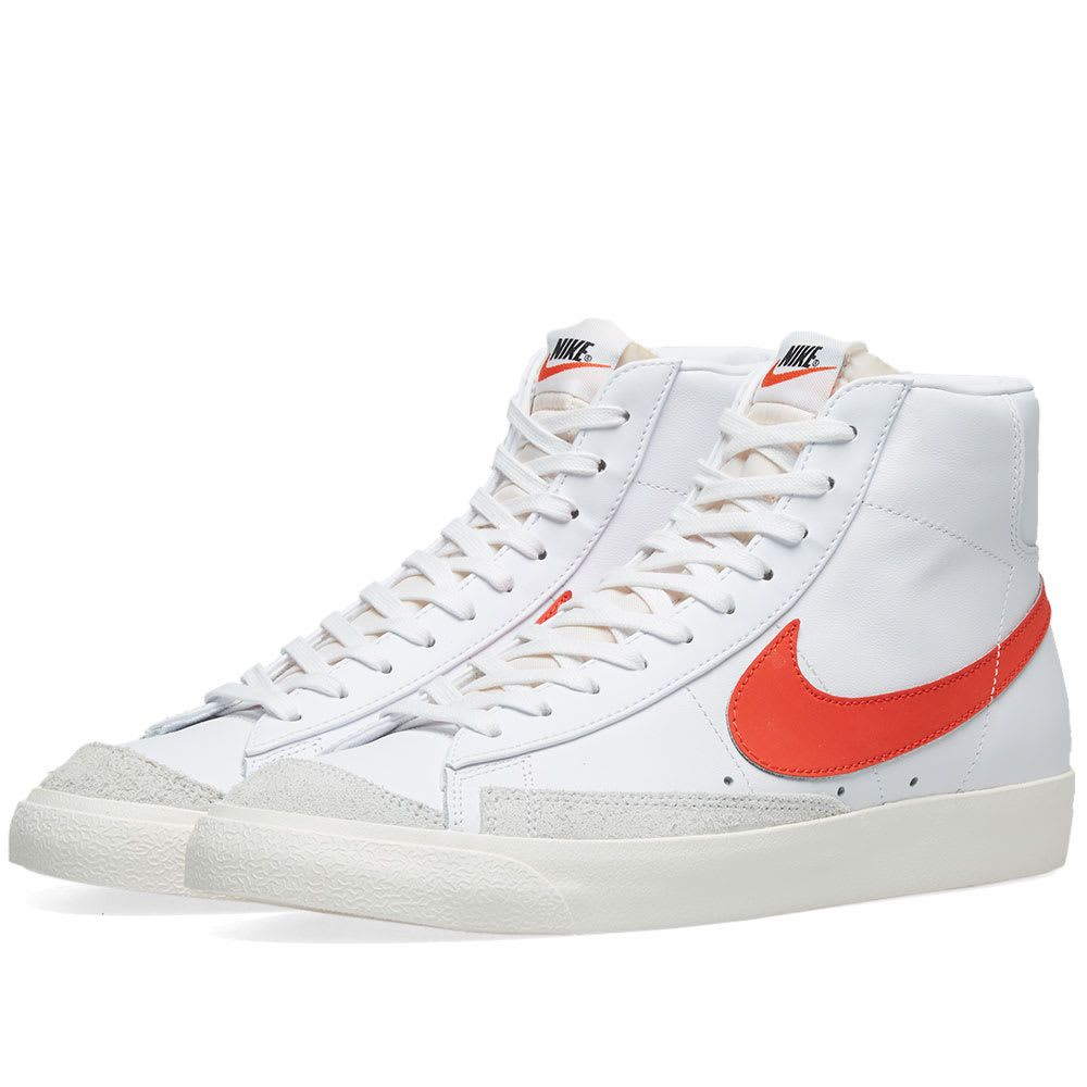 NIKE NIKE BLAZER MID '77 VINTAGE. #nike #shoes   Nike in