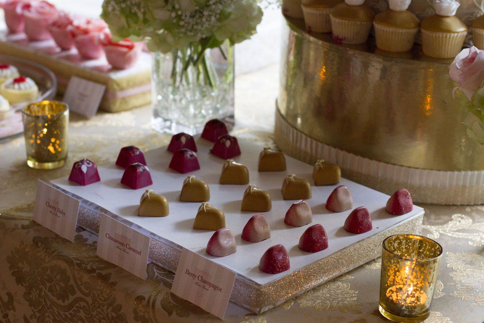 Meyers Castle Wedding Desserts sweettable desserttable