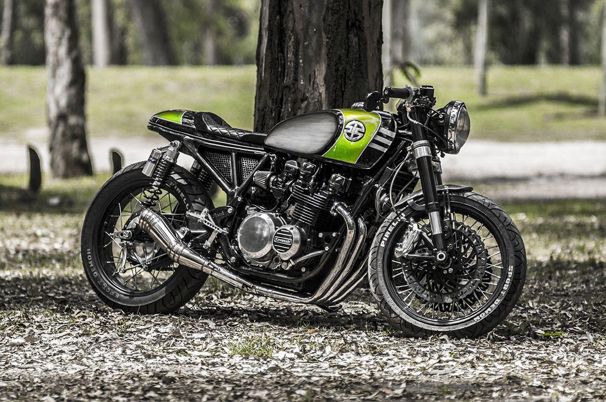 True Potential Ruffo Black Kawasaki Kz650 Motorcycles Kawasaki