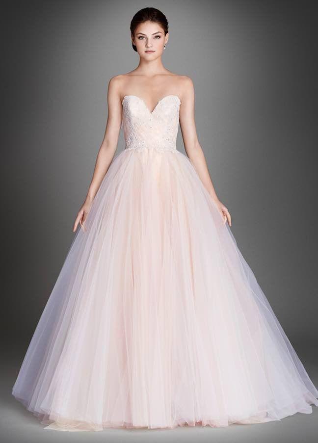 Lazaro Wedding Dresses 2015 Collection Part I | Wedding dress ...