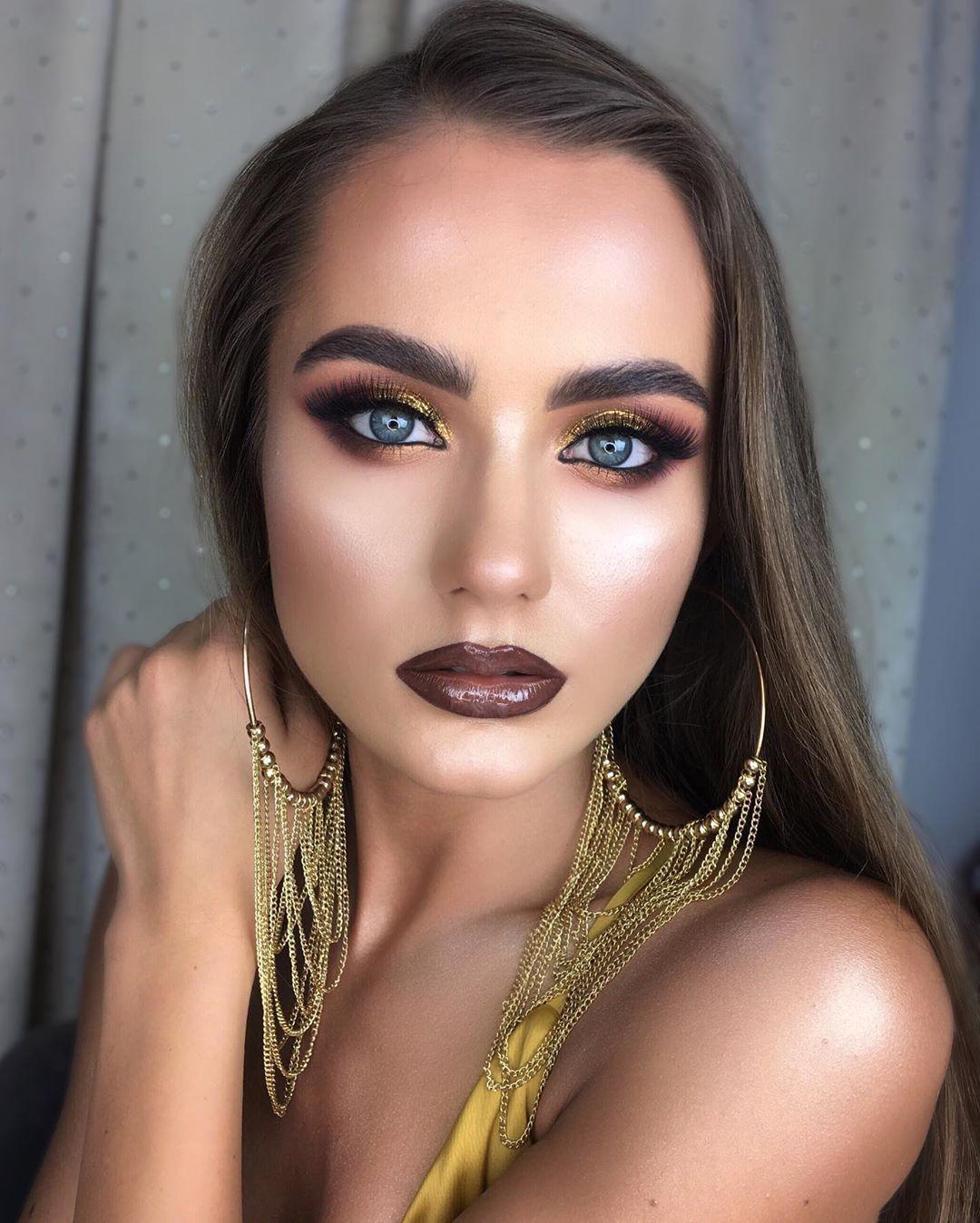 "Sylwia Wąsik Make Up Artist on Instagram ""Ostatnio"